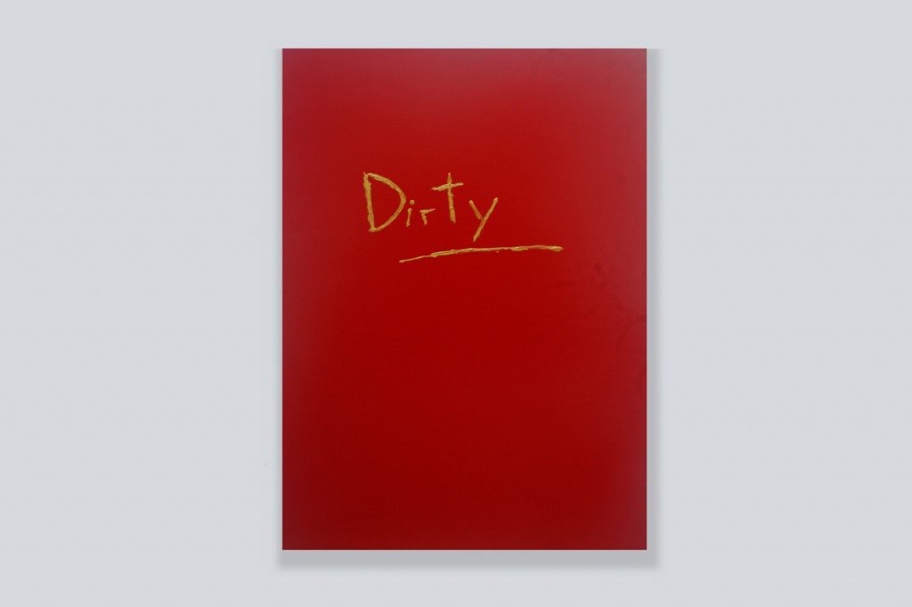 Paco Guillén, Dirty, 2014