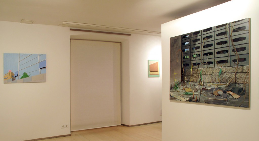 Vista de exposición / Installation view